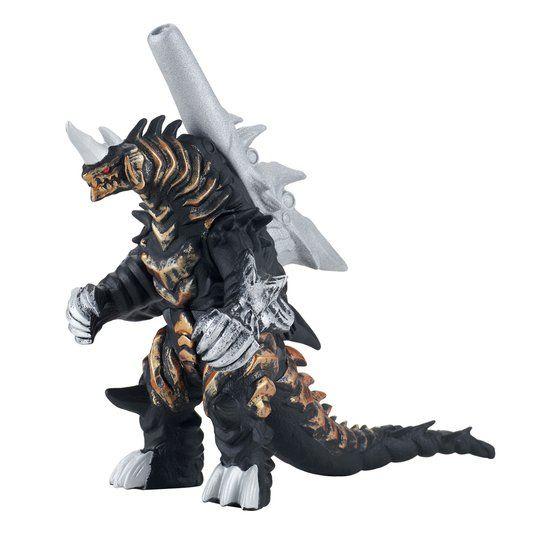 ウルトラ怪獣シリーズ 96 グルジオキング