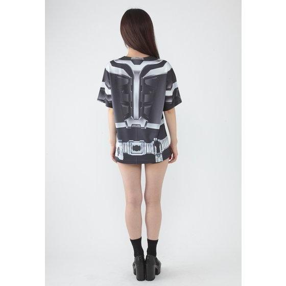 仮面ライダー555(ファイズ) アクセルフォーム なりきりTシャツ