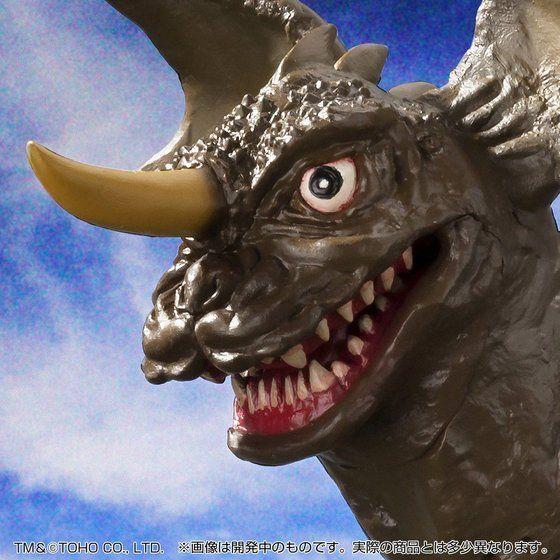 怪獣番外地 地底怪獣(バラゴン)