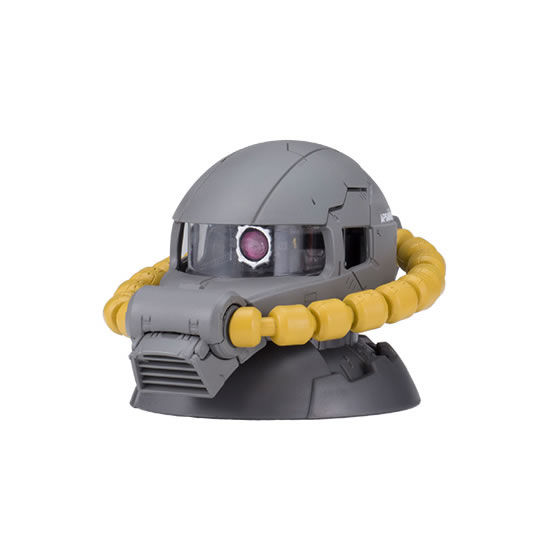 機動戦士ガンダム EXCEED MODEL ZAKU HEAD 5