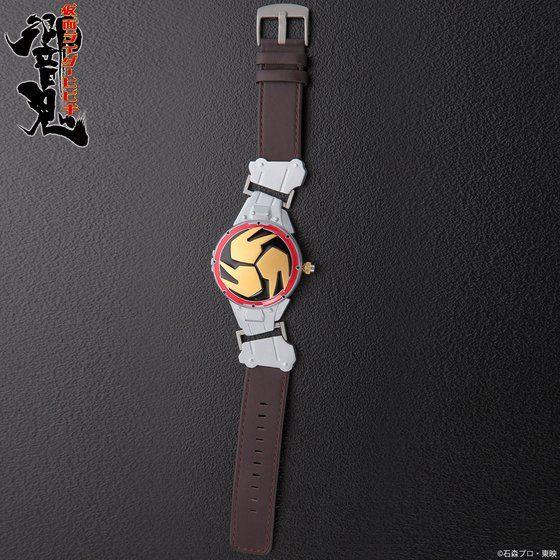 仮面ライダー響鬼 音撃鼓装備帯 変身!腕時計【Live Action Watch】