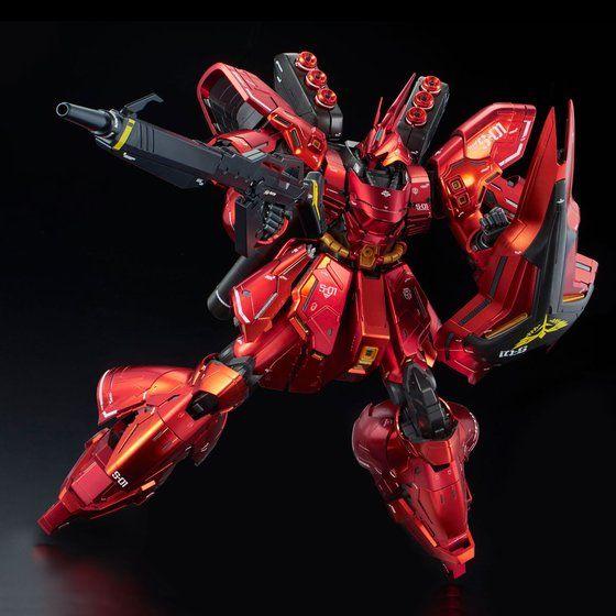 MG 1/100 ガンダムベース限定 サザビーVer.Ka[スペシャルコーティング]