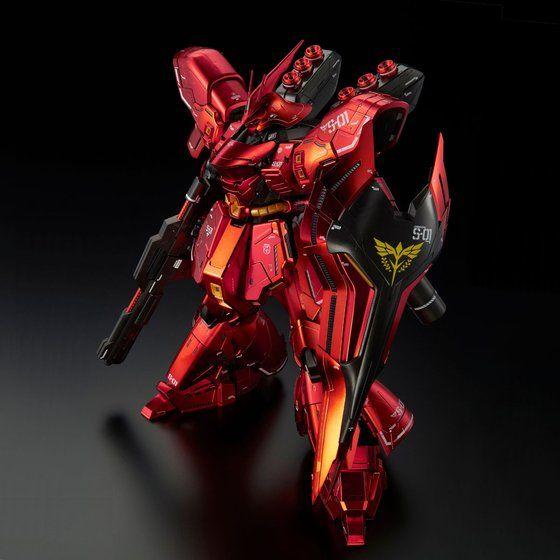 MG 1/100 ガンダムベース限定 サザビーVer.Ka[スペシャルコーティング]【2018年12月発送】