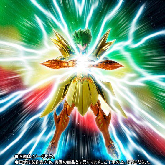 【抽選販売】聖闘士聖衣神話EX クラーケンアイザック【3次:2019年3月発送】