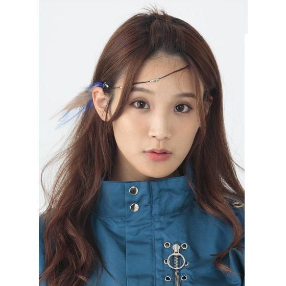 仮面ライダージオウ タイムジャッカー 羽髪飾り ウール