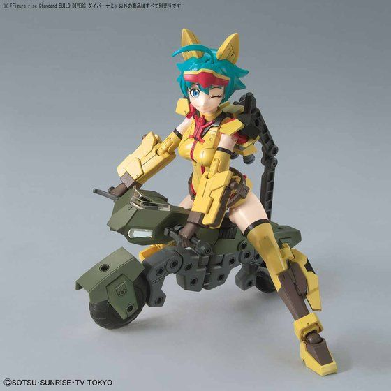 Figure-rise Standard BUILD DIVERS ダイバーナミ