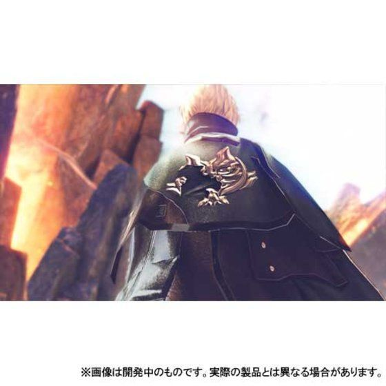 PS4 GOD EATER 3 アソビストア限定版