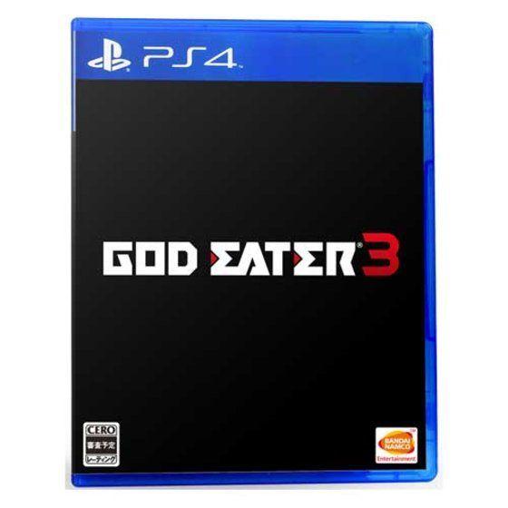 PS4 GOD EATER 3 通常版