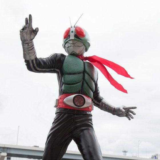 Ultimate Article 仮面ライダー新1号