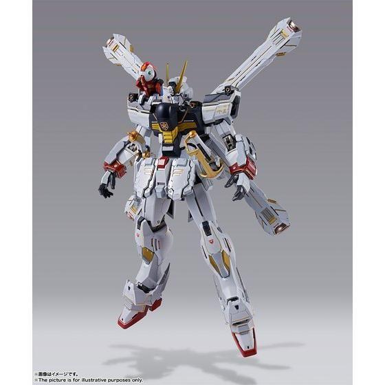 METAL BUILD クロスボーン・ガンダムX1