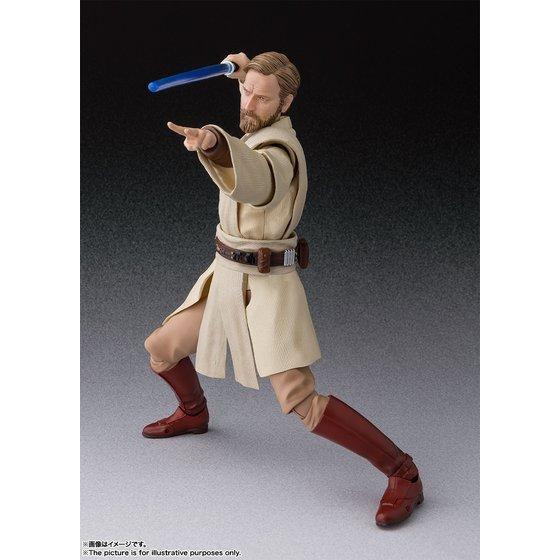 S.H.Figuarts オビ=ワン・ケノービ(STAR WARS:Revenge of the Sith)