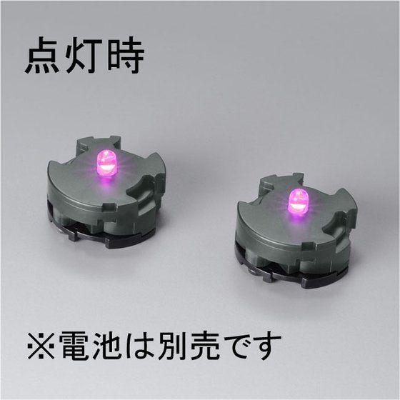 ガンプラLEDユニット2個セット(ピンク)【再販】【2次:2018年11月発送】
