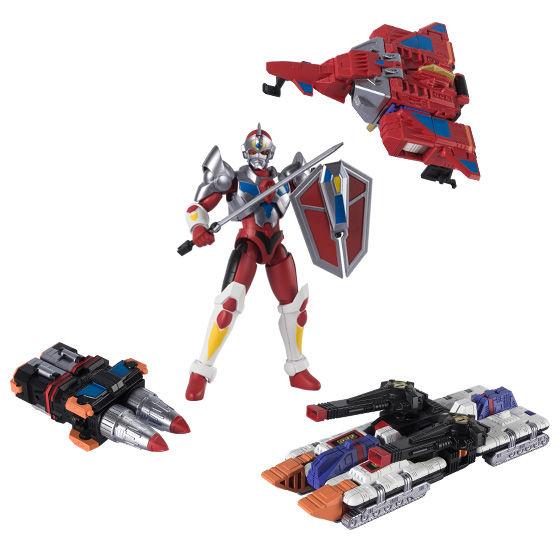 スーパーミニプラ 電光超人グリッドマン