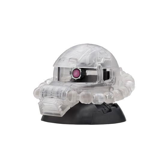機動戦士ガンダム EXCEED MODEL ZAKU HEAD 6