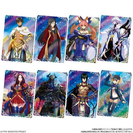 Fate/Grand Orderウエハース 復刻スペシャル