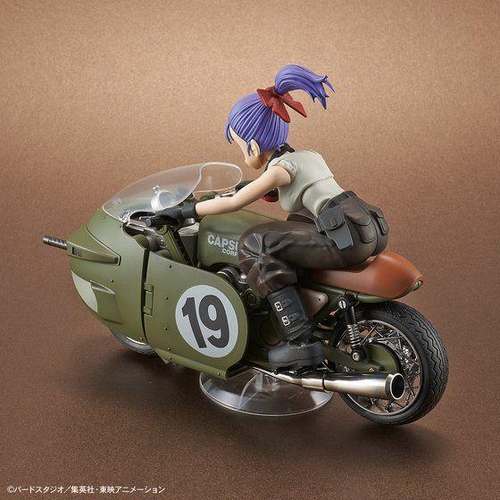 Figure-rise Mechanics ブルマの可変式No.19バイク