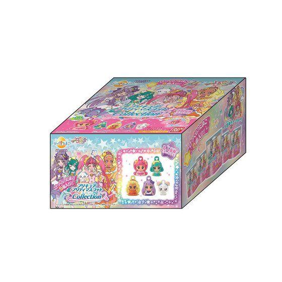 びっくら?たまご スター☆トゥインクルプリキュアプリティマスコットコレクション