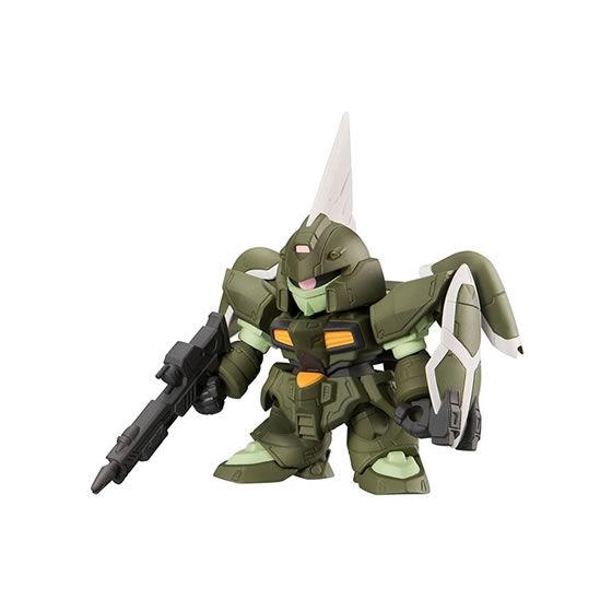機動戦士ガンダム ガシャポン戦士フォルテ08