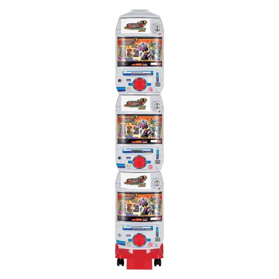 データカードダス 仮面ライダーバトル ガンバライジング ライダータイムパック 2弾(自販機版)