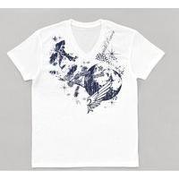 天装戦隊ゴセイジャー 地球儀VネックTシャツ
