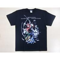 サンライズフェスティバル 鎧伝サムライトルーパー Tシャツ