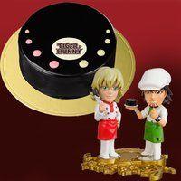 TIGER&BUNNY Valentine Cake (タイガー&バニー バレンタインケーキ)