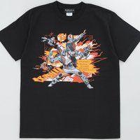 菅原芳人計画 仮面ライダーフォーゼ都市伝説Tシャツ【アパレル限定スイッチ付き】