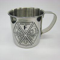 劇場版マクロスF DEVILROBOTS ステンレスマグカップ