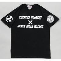 仮面ライダーウィザード×RIDER CHIPSツアーTシャツ 2012→2013