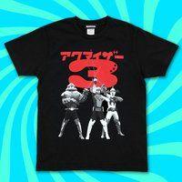アクマイザー3 Tシャツ ジャンケルクロス