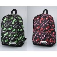 TIGER & BUNNY × OUTDOOR PRODUCTS デイパック 総柄