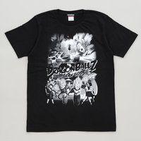 劇場版ドラゴンボールZ 神と神 Tシャツ キービジュアル柄