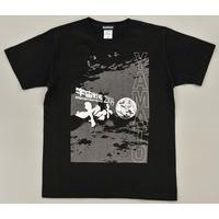 宇宙戦艦ヤマト2199 ロゴTシャツ ブラック