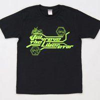 革命機ヴァルヴレイヴ Tシャツ ロゴ柄