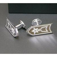 ウルトラマンシリーズ 科特隊 Silver925製カフス