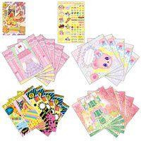 アイカツ!カードつきファッションレター Angely Suger &HAPPY RAINBOW &Aurora Fantasyセット