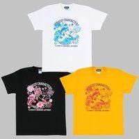 銀魂 Tシャツ マスコット&スイーツ柄