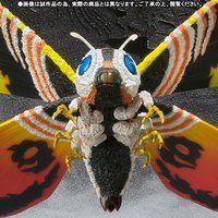 S.H.MonsterArts モスラ(成虫)