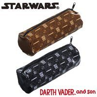 STAR WARS DARTH VADER and son 円形ポーチ 【starwars_y】