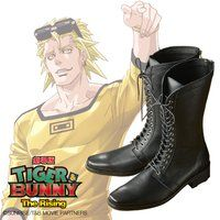 ����� TIGER & BUNNY The Rising ���C�A���u�[�c