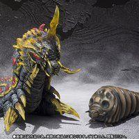 S.H.MonsterArts モスラ(幼虫)&バトラ(幼虫)セット