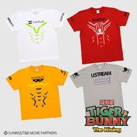 ����� TIGER & BUNNY The Rising �q�[���[T�V���c