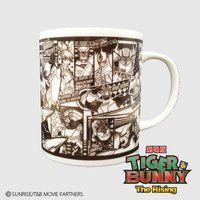 ����� TIGER & BUNNY The Rising �A���R�~���}�O�J�b�v