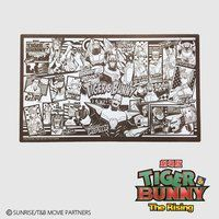 ����� TIGER & BUNNY The Rising �A���R�~���t���L�V�u�����o�[�}�b�g