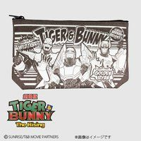 ����� TIGER & BUNNY The Rising �A���R�~���|�[�`