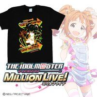 アイドルマスター ミリオンライブ! VIVID SHADOW Tシャツ 高槻やよい