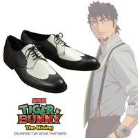 ����� TIGER & BUNNY The Rising �ՓO�V���[�Y