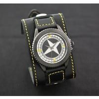 人造人間キカイダー x haraKIRI Collaboration Wristwatch ハカイダーMODEL