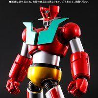 【先着販売】スーパーロボット超合金 マジンガーZ ゲッターロボカラー