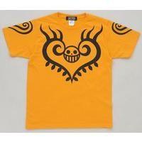 ワンピース トラファルガー・ロー ボディデザインTシャツ 黄色